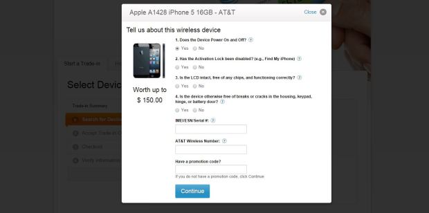 AT&T Trade IN