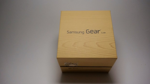 samsung gear live packaging