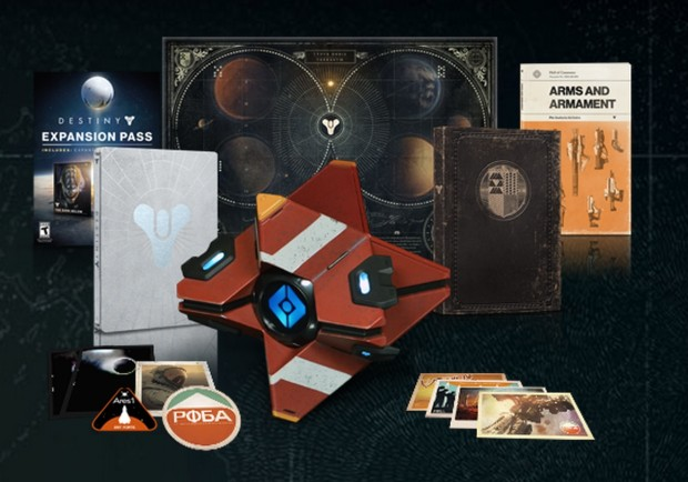 The Destiny release includes multiple special editions.