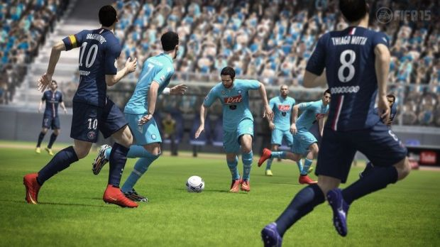 Signs still point to a FIFA 15 demo release this month.