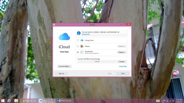 How to Use iCloud Drive for Windows (1)