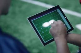 NFL Surface Pro 3 Ad