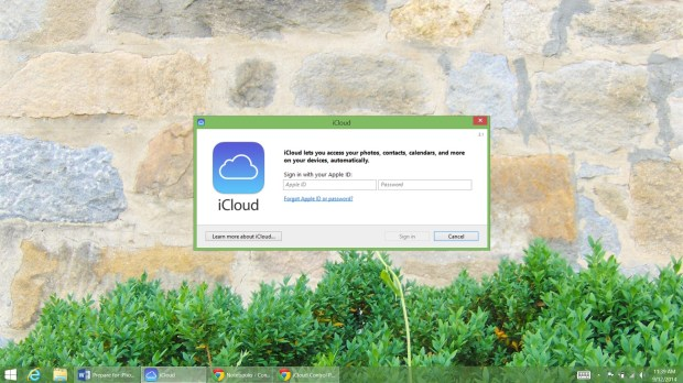 Prepare for iPhone 6 with iCloud for Windows (8)