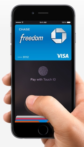 apple pay iphone 6