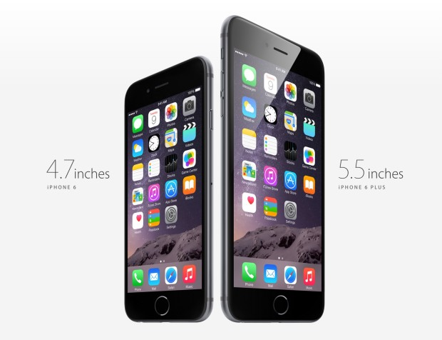 We help you choose between the iPhone 6 and iPhone 6 Plus.