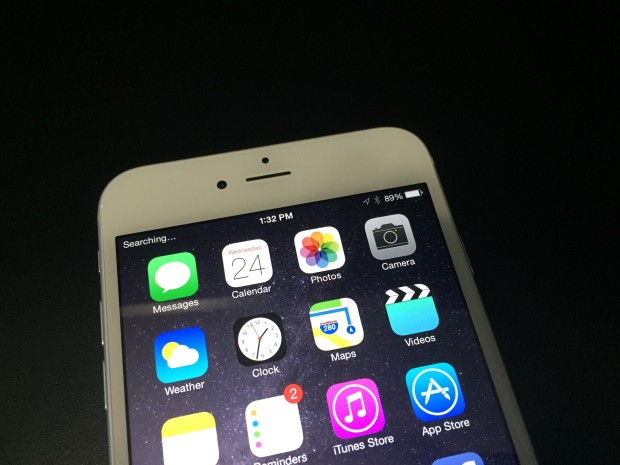 Do not install iOS 8.0.1 as it breaks cell service and Touch ID on many iPhones.