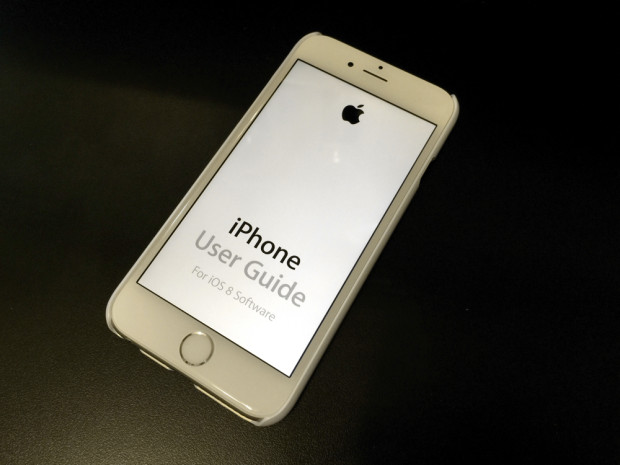Download the iPhone 6 manual to learn how to use the iPhone 6, iPhone 6 plus and other iOS 8 devices.