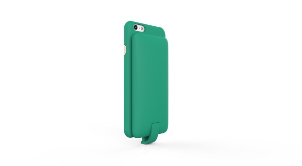 iPhone 6 battery case render - 2
