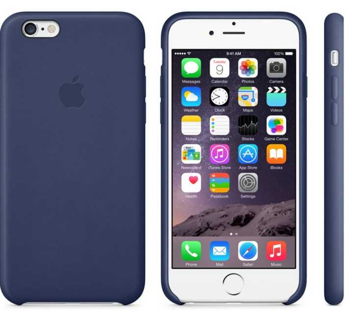 Apple Leather iPhone 6 Cases