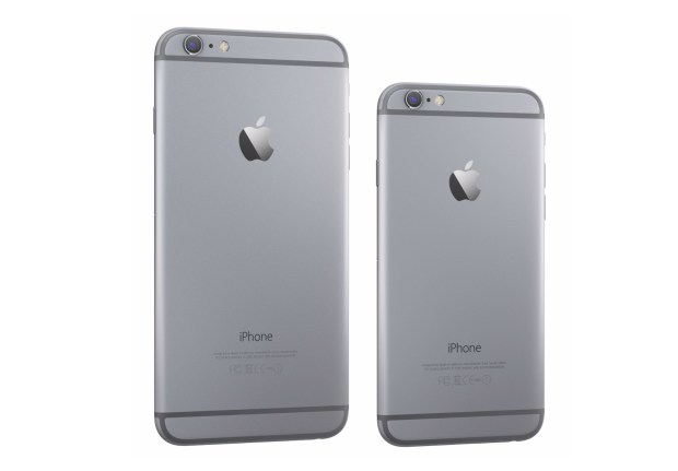 iPhone 6 iPhone 6 Plus colors - Space Gray