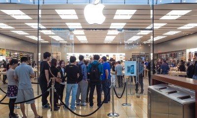 Not everyone in line for the iPhone 6 release date wants a new iPhone.