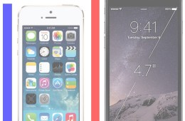 Here's how the iPhone 6 vs iPhone 5s size compares.