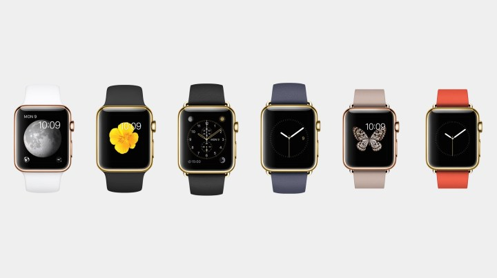 Apple Watch Limited prices are high, and you can only buy them in select stores.