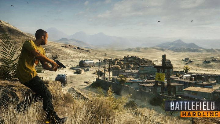 There are multiple Battlefield Hardline editions to buy.