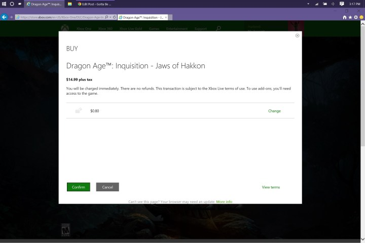 How To Buy an Xbox One Game Online (6)