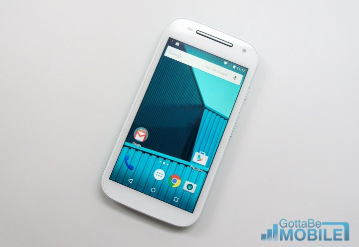 The Moto E 2 display isn't stellar, but it is a sacrifice you need to make at this price.