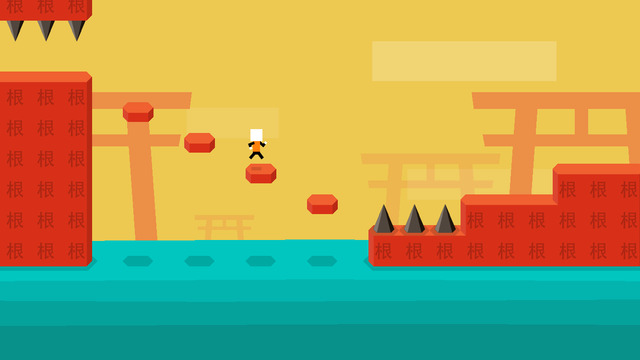 Use simple Mr Jump tips to beat seemingly impossible levels.