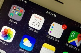 Set the default iPhone calendar so you don't need to constantly pick a calendar.