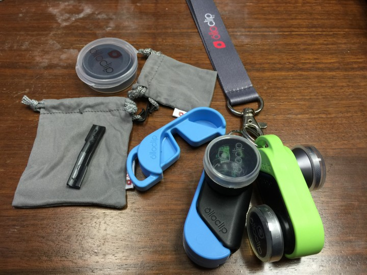 olloclip accessories