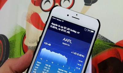 Apple Stock hits a record high without the need for an IPhone 6s release.