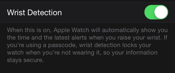 If you have a wrist tattoo you might need to disable a feature to make the Apple Watch work.
