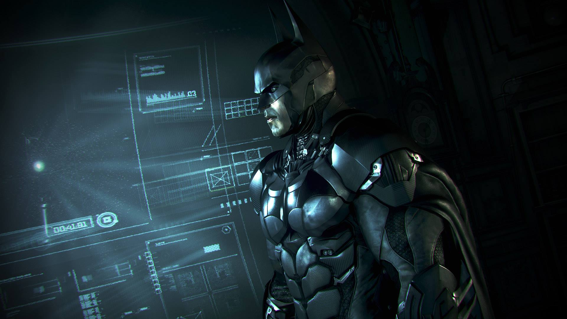 Batman Arkham Knight New Screenshot