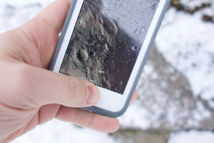 Retrain Touch ID for cold weather.