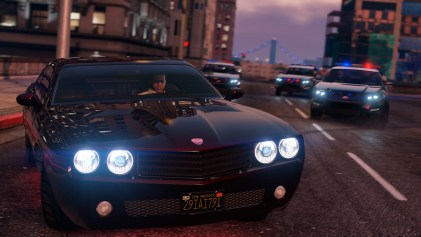 GTA 5 PC Screenshots - 1