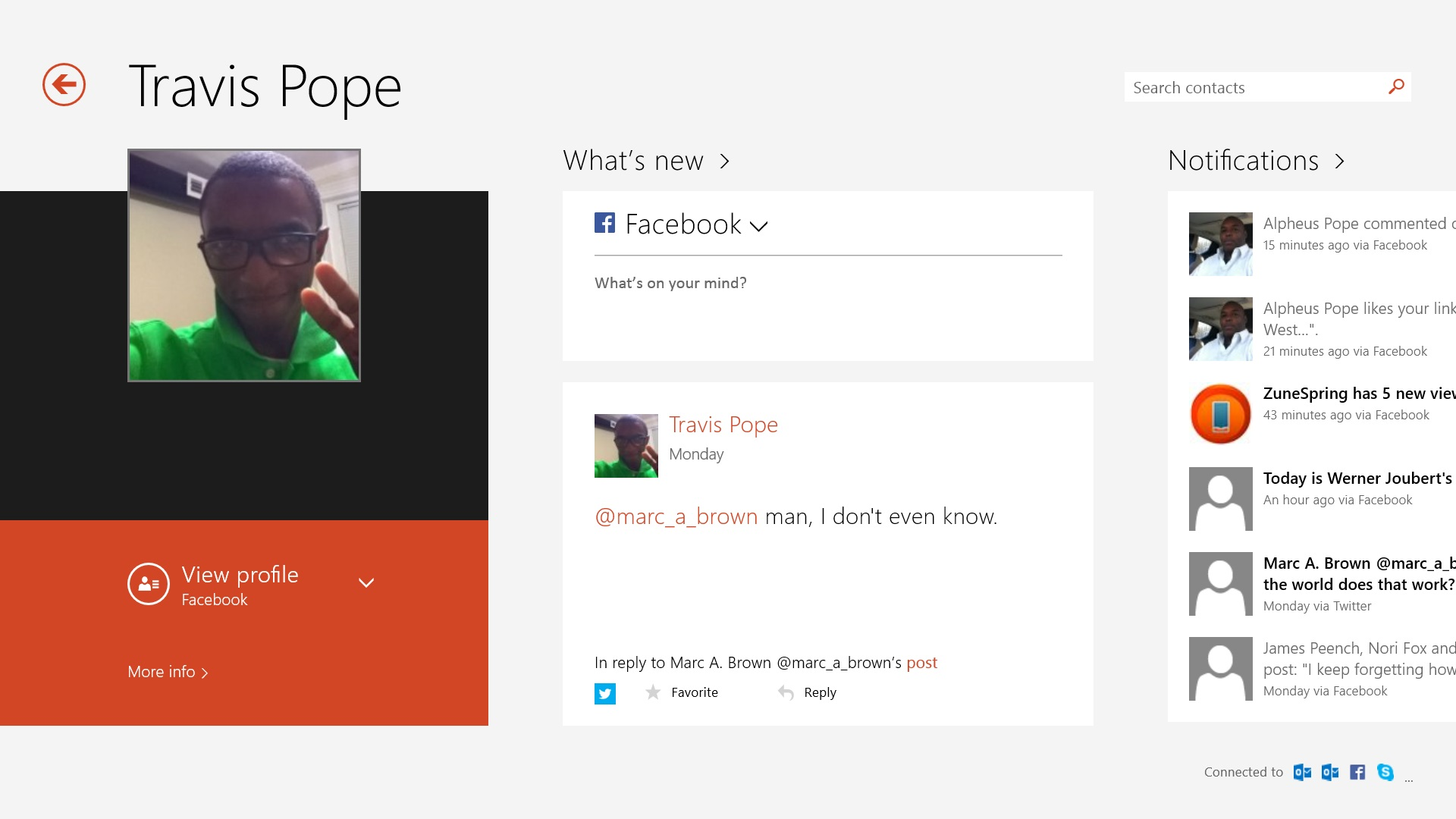 How to Use Facebook on Windows 8 1