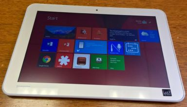 Toshiba Encore 2 Write Windows 8.1 Tablet