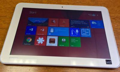 Toshiba Encore 2 Write Windows 8.1 Tablet