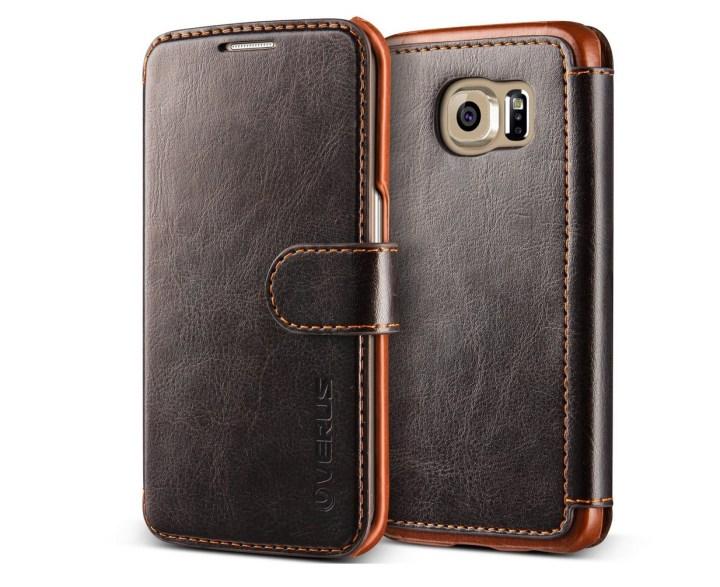 Verus Galaxy S6 Wallet Case