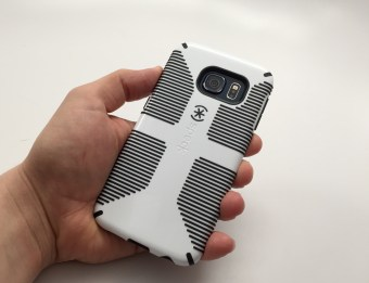 Speck CandyShell Grip Galaxy S6 Edge Case Review - 2