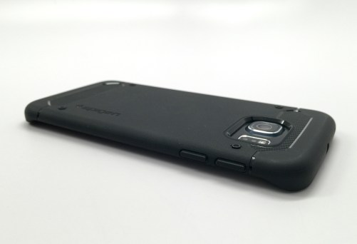 Spigen Capsule Ultra Rugged Galaxy S6 Edge Case Review - 2