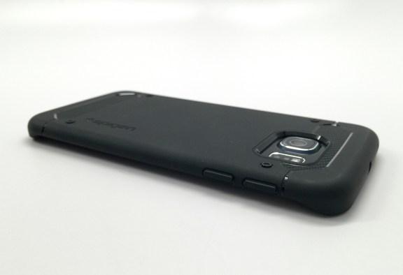 Spigen Capsule Ultra Rugged Galaxy S6 Edge Case Review - 2