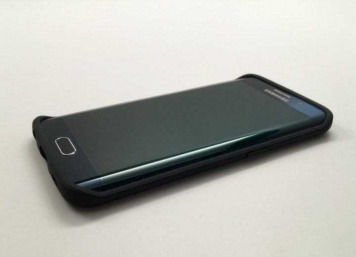Spigen Capsule Ultra Rugged Galaxy S6 Edge Case Review - 6