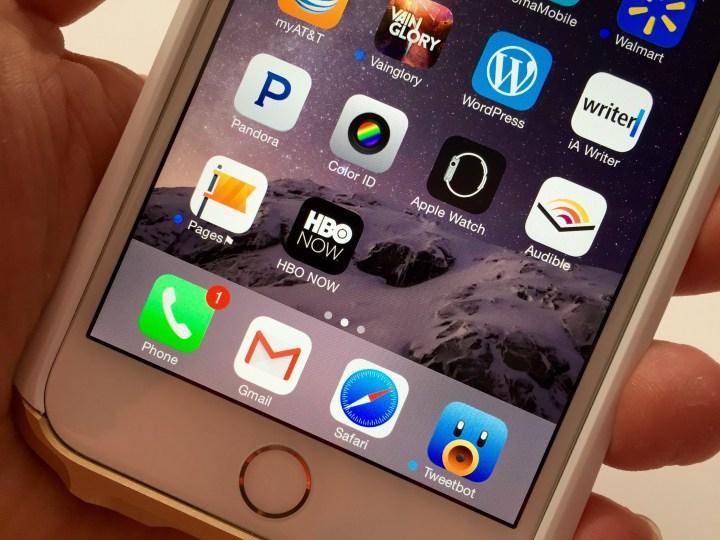 Apps work fine on iOS 8.3.