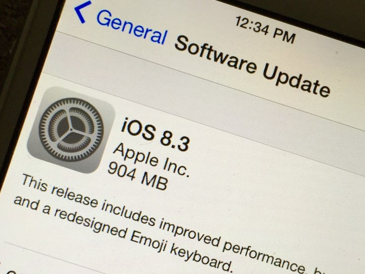 Read user iPhone 4s iOS 8.3 reviews to decide if you should install it.