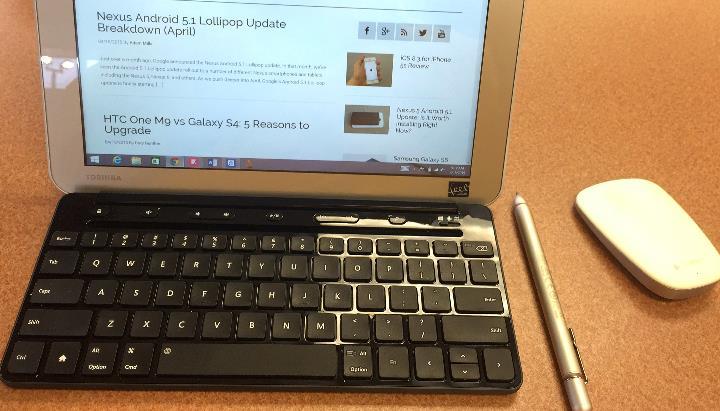 microsoft universal mobile keyboard instructions