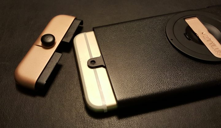 ztylus iphone 6 plus case in two parts