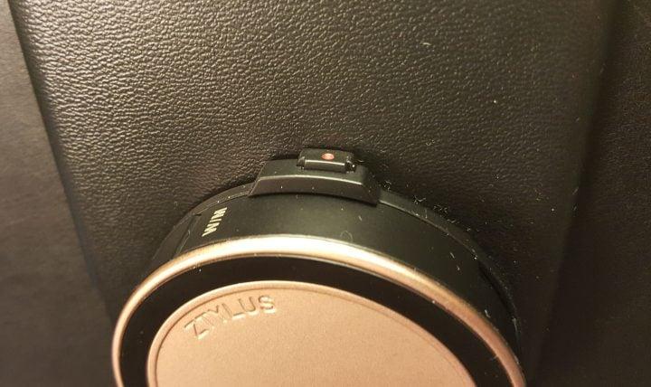 ztylus iphone 6 plus case with 4-in-1 revolver attachment release button