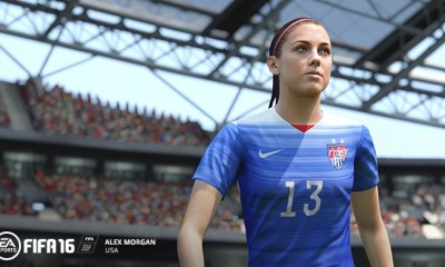 Here's what you need to know about the Women's National Teams in FIFA 16.