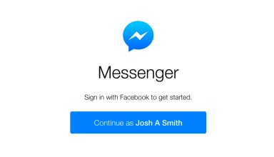 Here's how to use Facebook Messenger for Desktop.