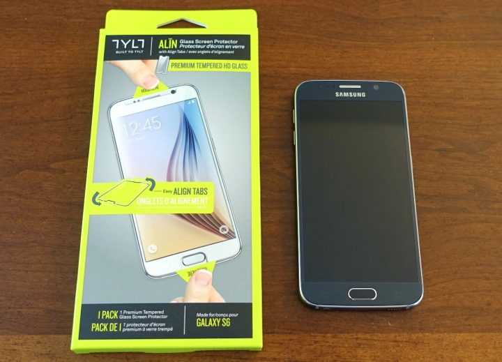 Galaxy S6-screen