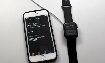 This is how to install the Apple Watch update to Watch OS 1.0.1.