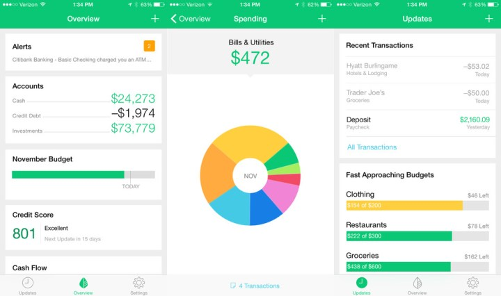 16 best budget apps for 2018
