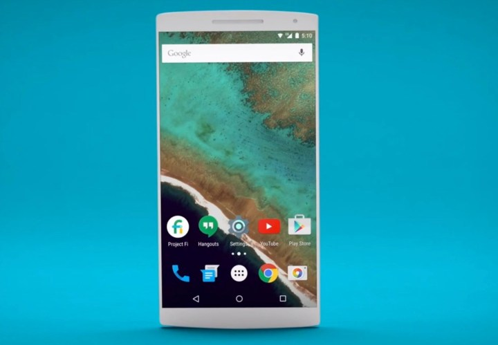 Teaser from Google's Project Fi launch video