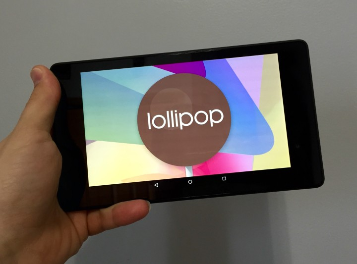 Should you install the Nexus 7 Android 5.1.1 update? Here's your answer.