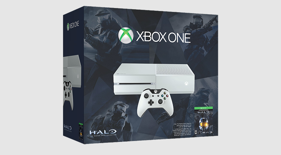 Special Xbox One Bundle Arrives Packing Master Chief Collection