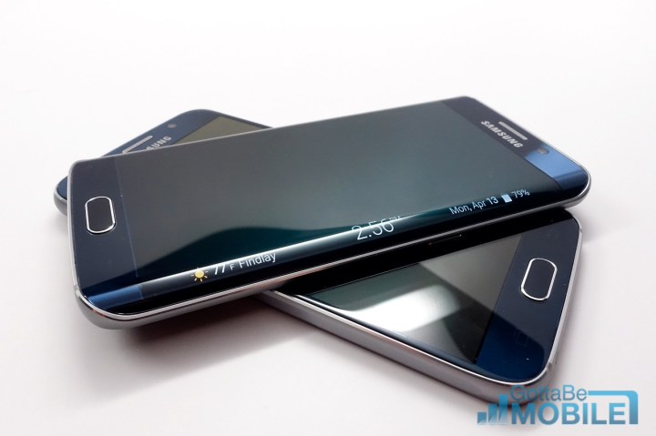 So far the Galaxy S6 Edge is great, but our Galaxy S6 lags slightly.